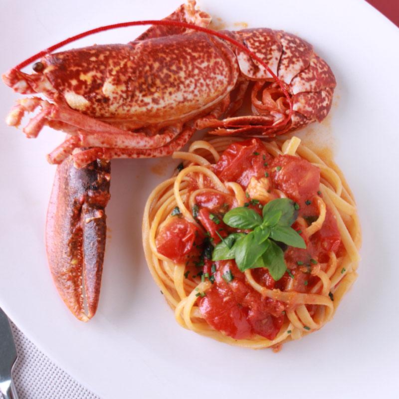 Linguine Pasta Reggia