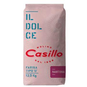 Farinha Manitoba W450 Casillo
