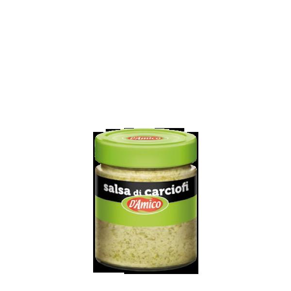 salsa alcachofras D'Amico