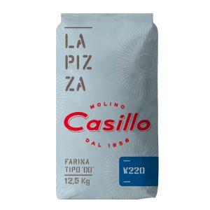Farinha Capri W220 Casillo